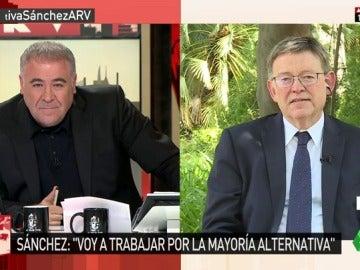 Ximo Puig en ARV