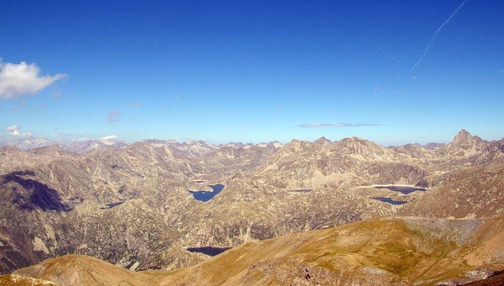Las temperaturas en el Pirineo aumentan cada vez mas rapido
