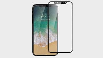 Carcasa que venden del iPhone 8