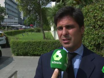 Fran Rivera responde a las cámaras de laSexta