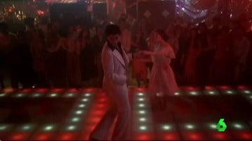 Subasta de la famosa pista de baila de 'Saturday Night Fever'