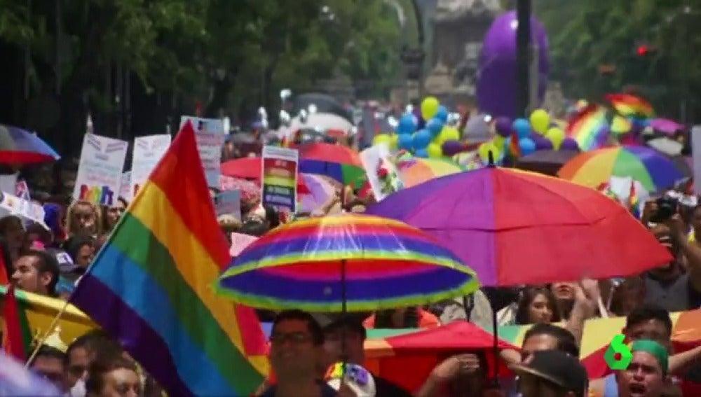 México y Guatemala se unen a la celebración del Orgullo