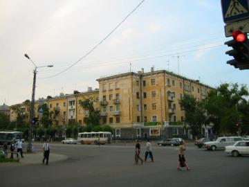 Los hechos ocurrieron en la ciudad rusa de Komsomolsk