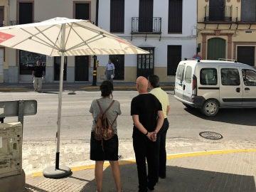 Altas temperaturas en Sevilla