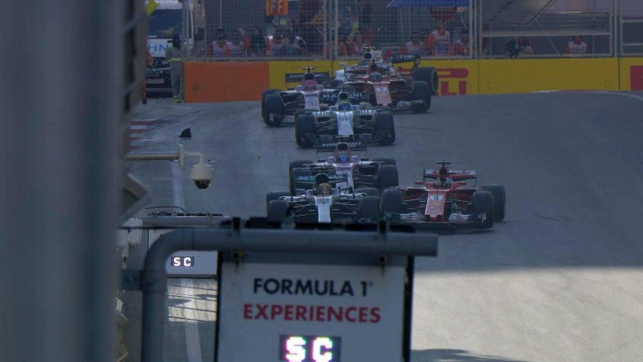 Vettel embiste a Hamilton
