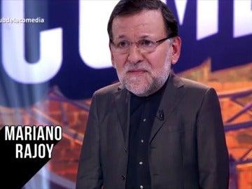 Mariano Rajoy se sube a las tablas del Club de la Comedia y desata las carcajadas con sus mejores perlas