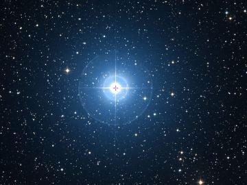 Lambda Geminorum obtenida con el catálogo estelar de ESASky