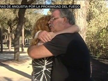 La desolación de los vecinos de Doñana