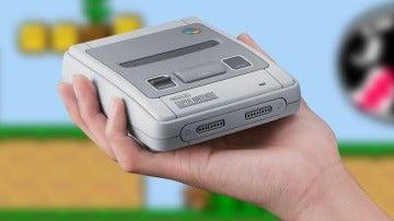 Nintendo anuncia la Super Nintendo Mini, que saldrá el 29 de septiembre