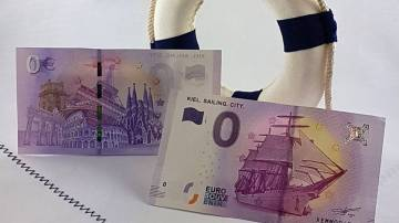 Billete de 0 euros de Alemania