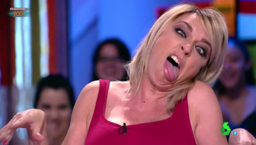 La iguana muerta cabreada de Anna Simon