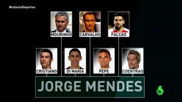 Jorge Mendes, en el punto de mira por los escándalos financieros de sus representados