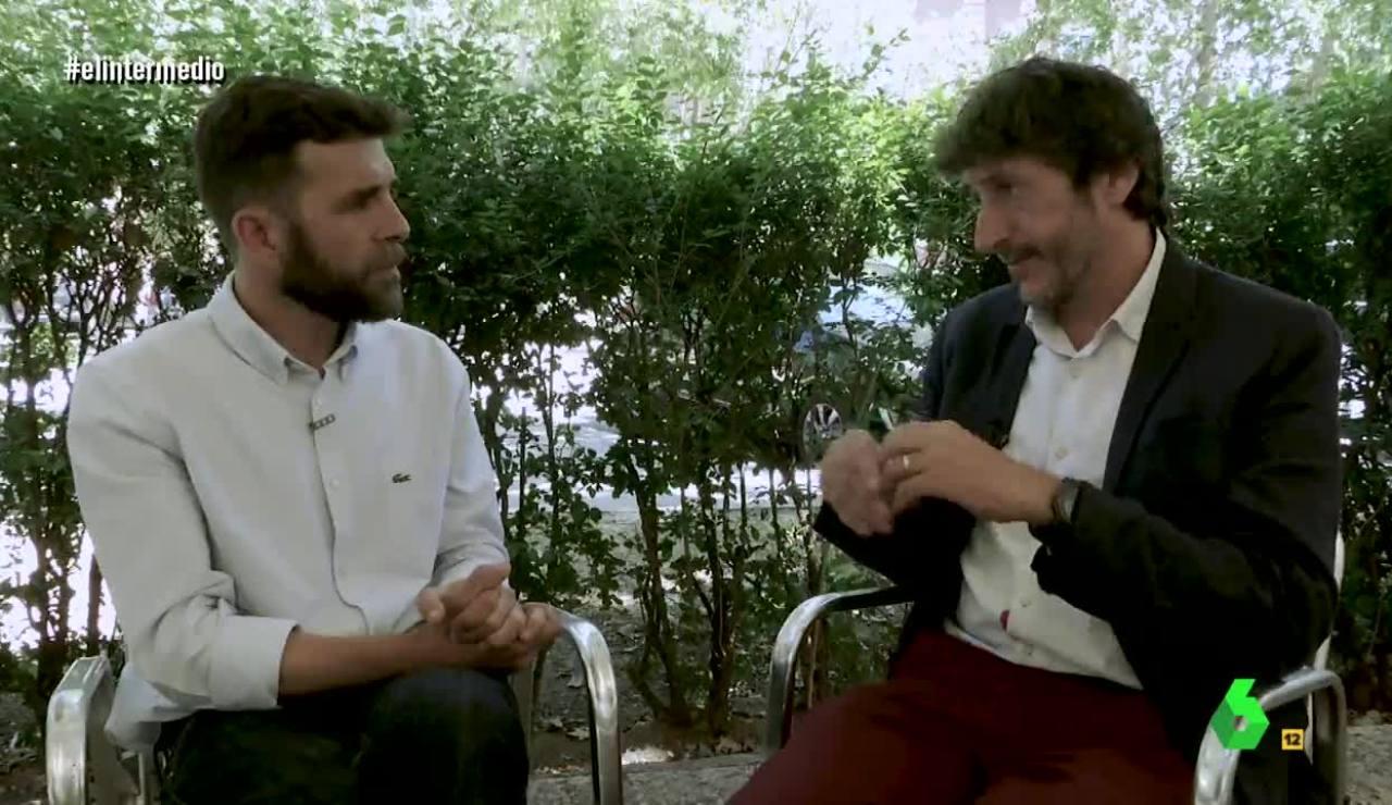 Gonzo y José Moisés Martín