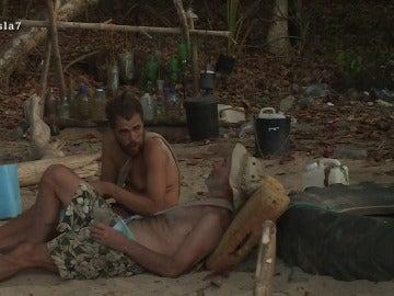Rafael débil en La Isla