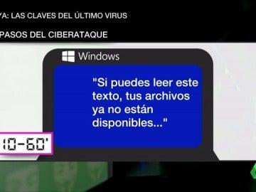 Las claves del virus Petya