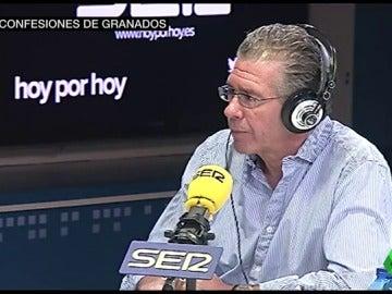 """Francisco Granados: """"La inmensa mayoría de los problemas de Esperanza Aguirre tienen su origen en Ignacio González"""""""