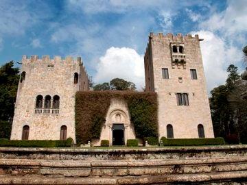 El Pazo de Meirás fue la residencia estival de Franco