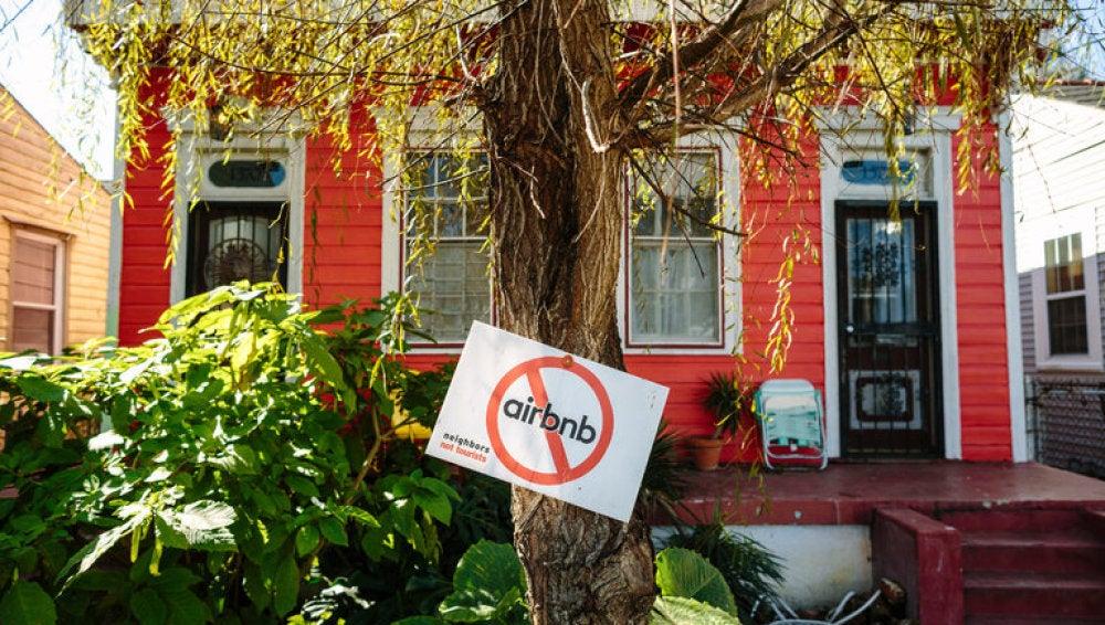 Vecinos de Nueva Orleans iniciaron una campaña contra AirBNB el año pasado