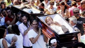 La romería de Santa Marta de Ribarteme