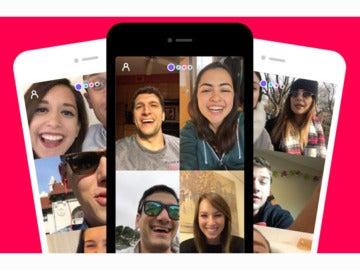 Videochats grupales