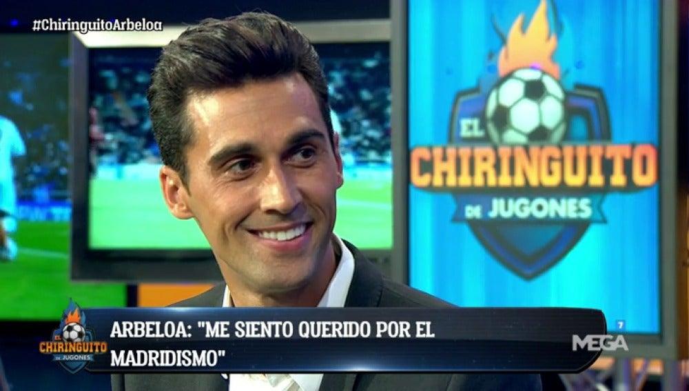 """Álvaro Arbeloa, en El Chiringuito: """"Defender a Mourinho me salió barato, lo volvería a hacer"""""""