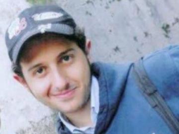 Marcello Volpe, el joven italiano desaparecido en Palermo hace cinco años y localizado en Madrid