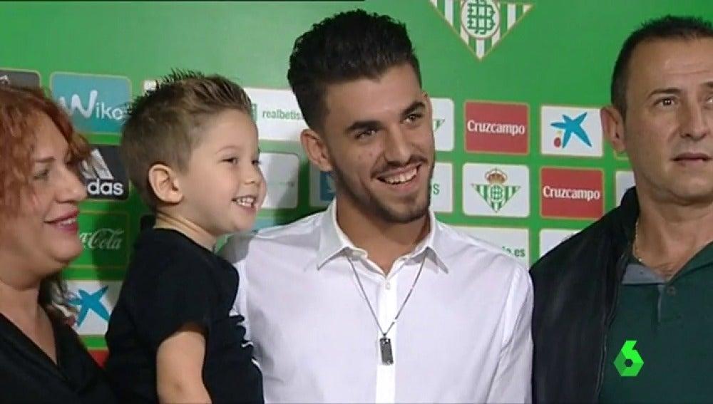 El Real Madrid y Ceballos habrían llegado a un acuerdo