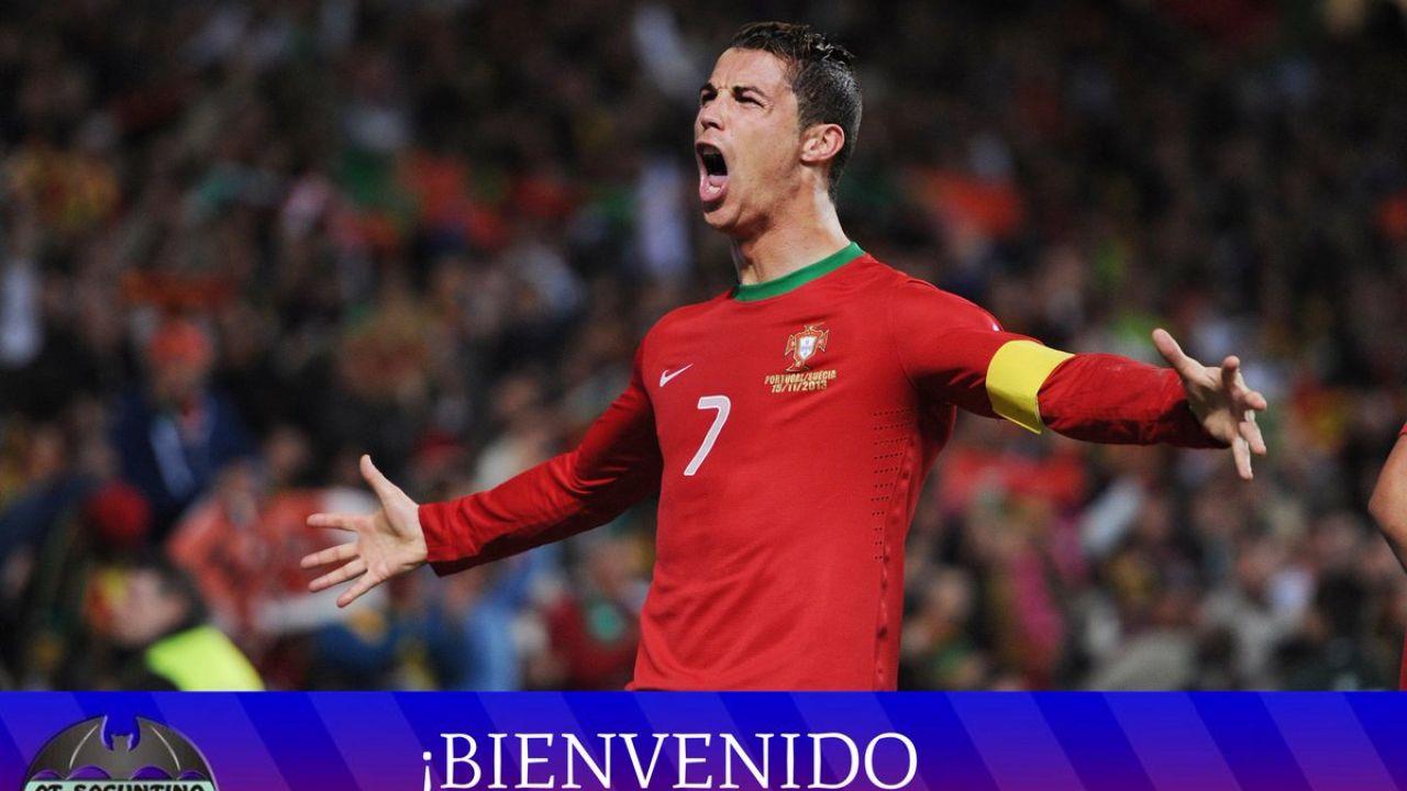 Cristiano Ronaldo 'ficha' por el Atlético Saguntino
