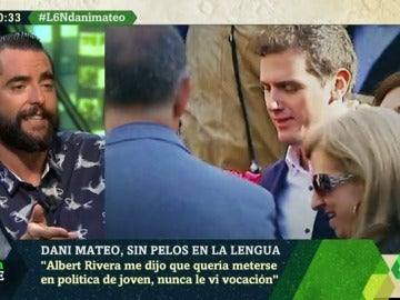 DANI MATEO RIVERA