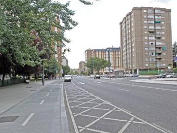 La antigua avenida del falangista José Luis Arrese