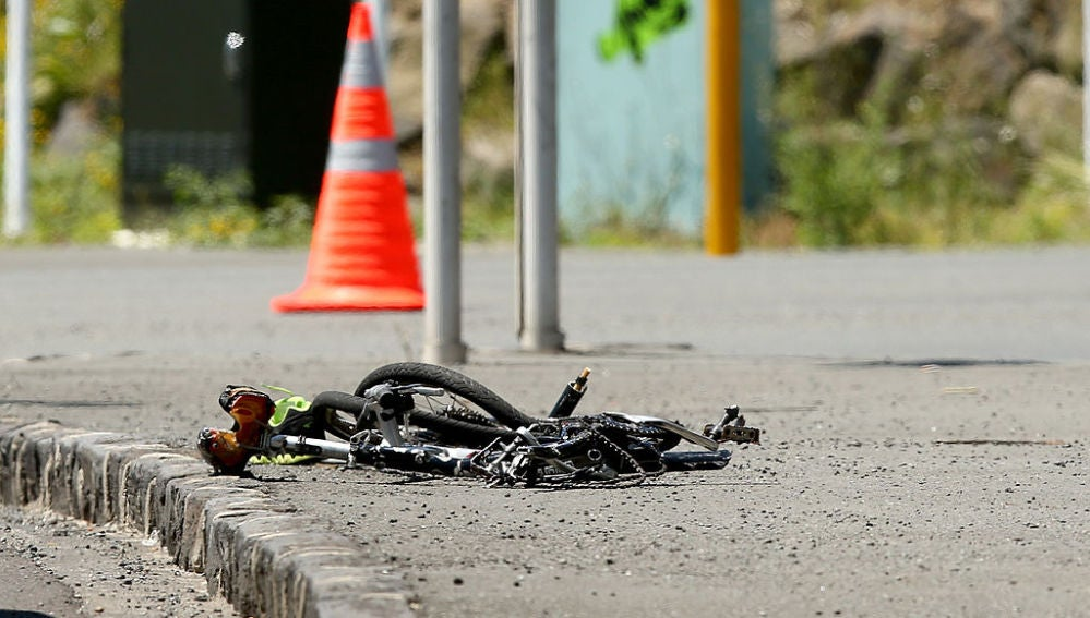 La siniestralidad en las carreteras de los ciclistas