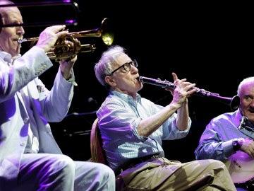 Woody Allen y la New Orleans Jazz Band