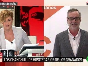 """Villegas, sobre los chanchullos de los Granados: """"Parece magia negra. Demasiada gente se ha llevado del dinero de los españoles"""""""
