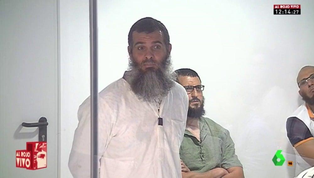 El yihadista 'Doberman' renuncia a la violencia