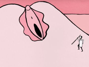 Clítoris y su anatomía