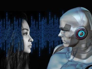 Robots, imagen de archivo