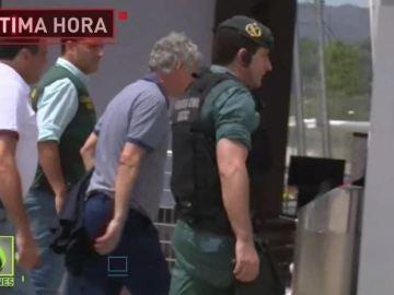 Villar, detenido