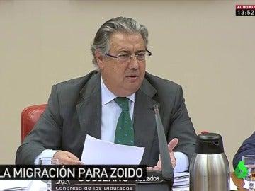 El ministro Zoido