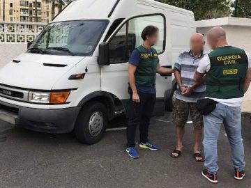Detenido en Canarias violento septuagenario que atracaba joyerías por Europa