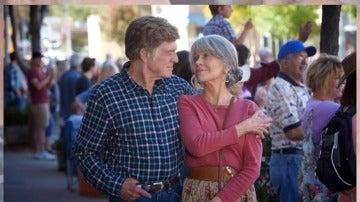 La Mostra de Venecia premia la carrera de Robert Redford y Jane Fonda