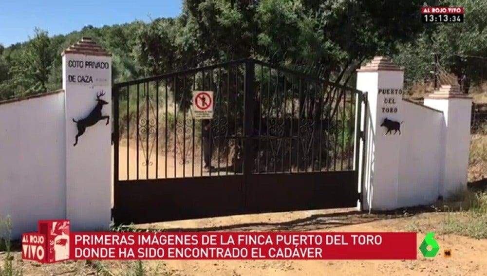 Primeras imágenes de la finca de Córdoba donde ha sido hallado el cuerpo sin vida de Miguel Blesa