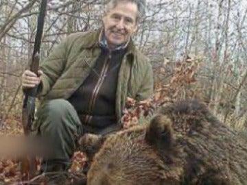 Miguel Blesa y su pasión por la caza: sus viajes a la sabana para llevarse los mejores trofeos