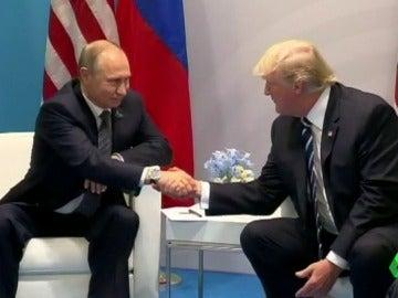 Trump y Putin tienen una segunda reunión en el G20 y lo ocultan a los medios