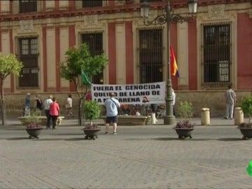 Piden retirar los restos del franquista Queipo de Llano de la Basílica de la Macarena en Sevilla