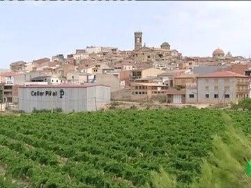Batea, el pueblo tarraconense que quiere la independencia de Cataluña para pertenecer a Aragón