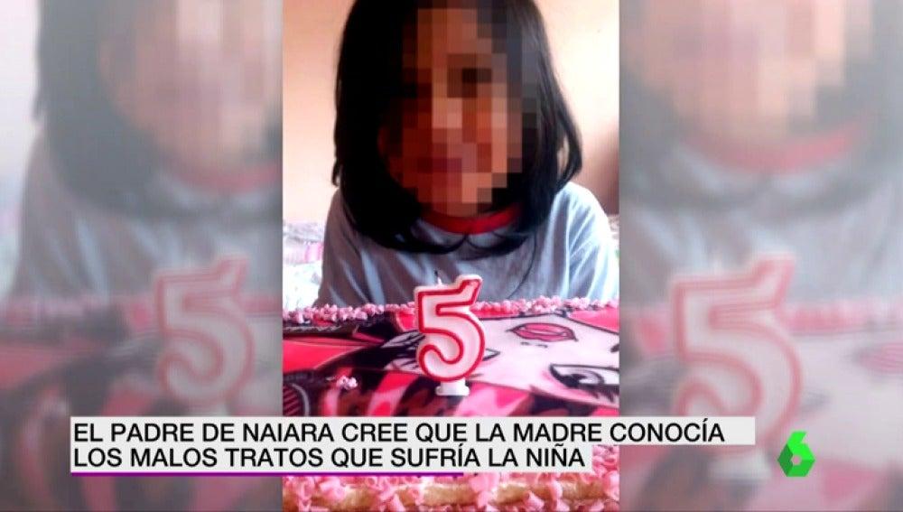 """El padre de Naiara, la niña de ocho años torturada y asesinada: """"Vengo a hacer justicia por mi hija. No se pueden hacer los inocentes ahora"""""""