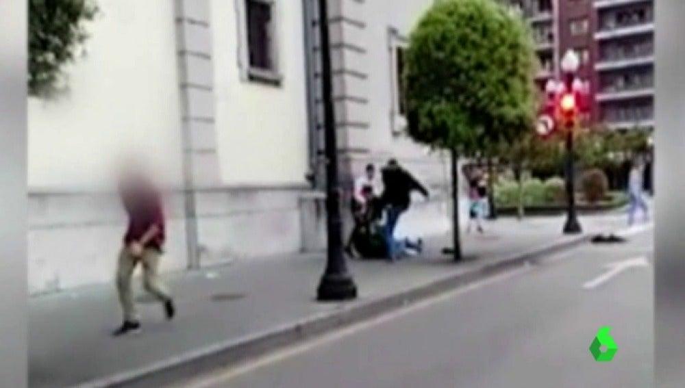 Ya son 4 los detenidos por la paliza a Germán, el joven de Gijón que quedó en coma