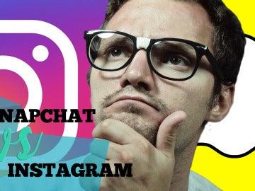 Curiositips Ciencia y Tecno - Snapchat VS Instagram