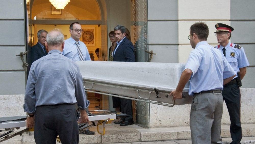 """La Fundación Dalí ve """"improcedente"""" la exhumación"""