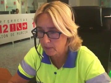 Elisa, la enfermera del 112 que atendió a un parto por teléfono